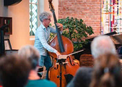 Gipsy Swing trio - wattie rosenberg- joost zoetman, Martin limberger, TaekeStol - concert De verzameling (7)