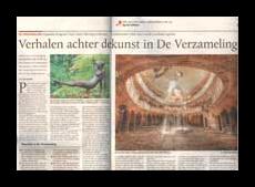 De Gelderlander – Verhalen achter de kunst in De Verzameling