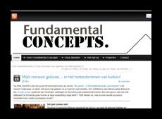 Fundamental Concepts – Méér mensen geloven… in het herbestemmen van kerken!